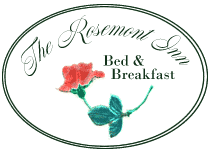 The Rosemont Inn Bed & Breakfast Logo